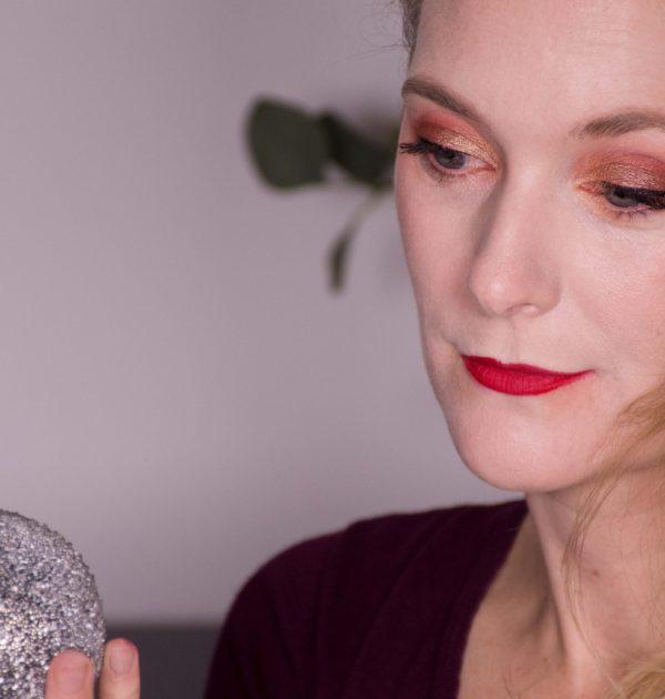 My Christmas 2017 Makeup