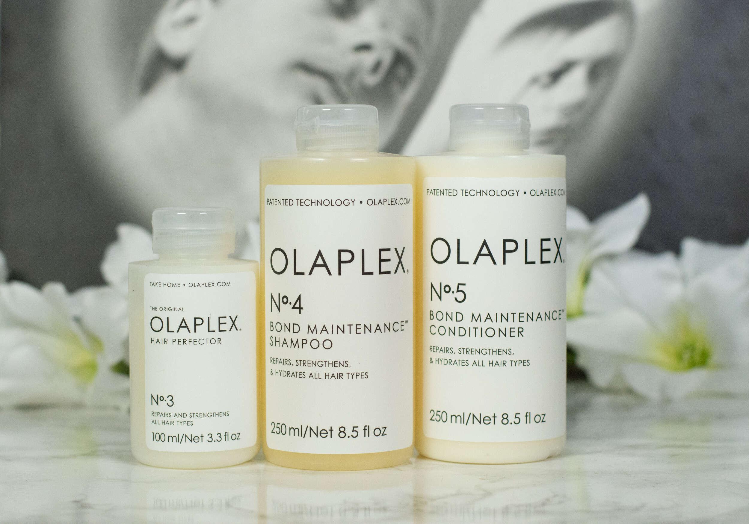 Olaplex hair care
