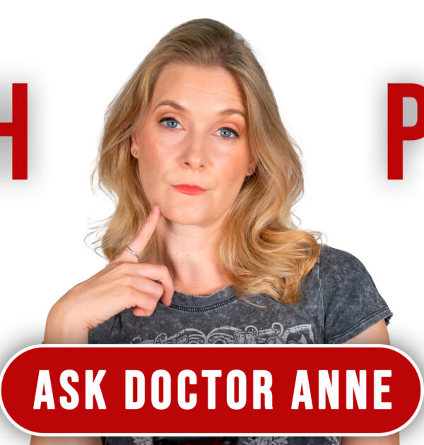 What is postinflammatory erythema and how is it treated?