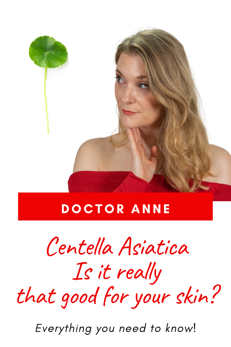 Is Centella Asiatica as beneficial for acne and hyperpigmentation as they say?