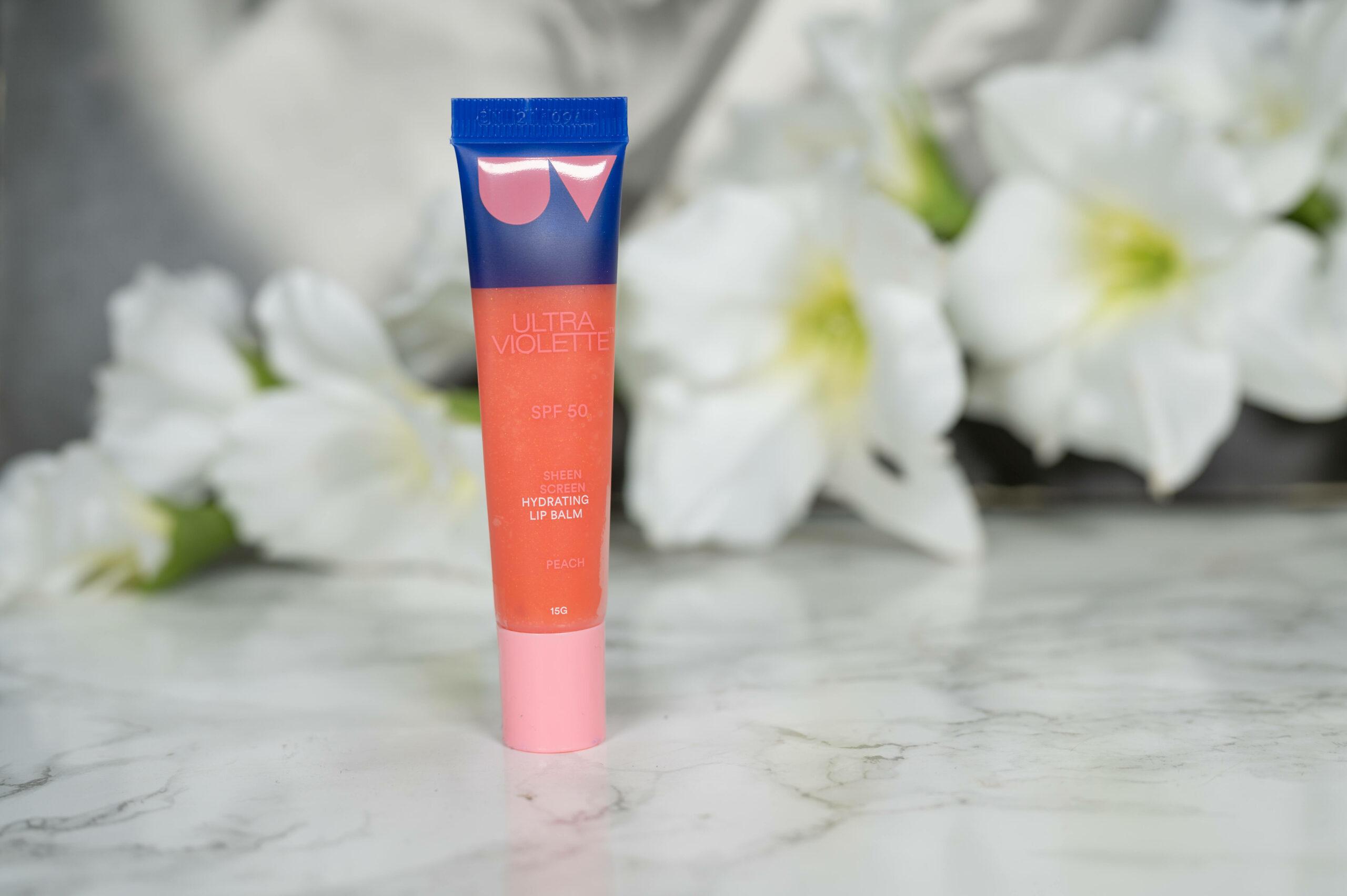 Ultra Violette Sheen Screen Hydrating Lip Balm SPF 50