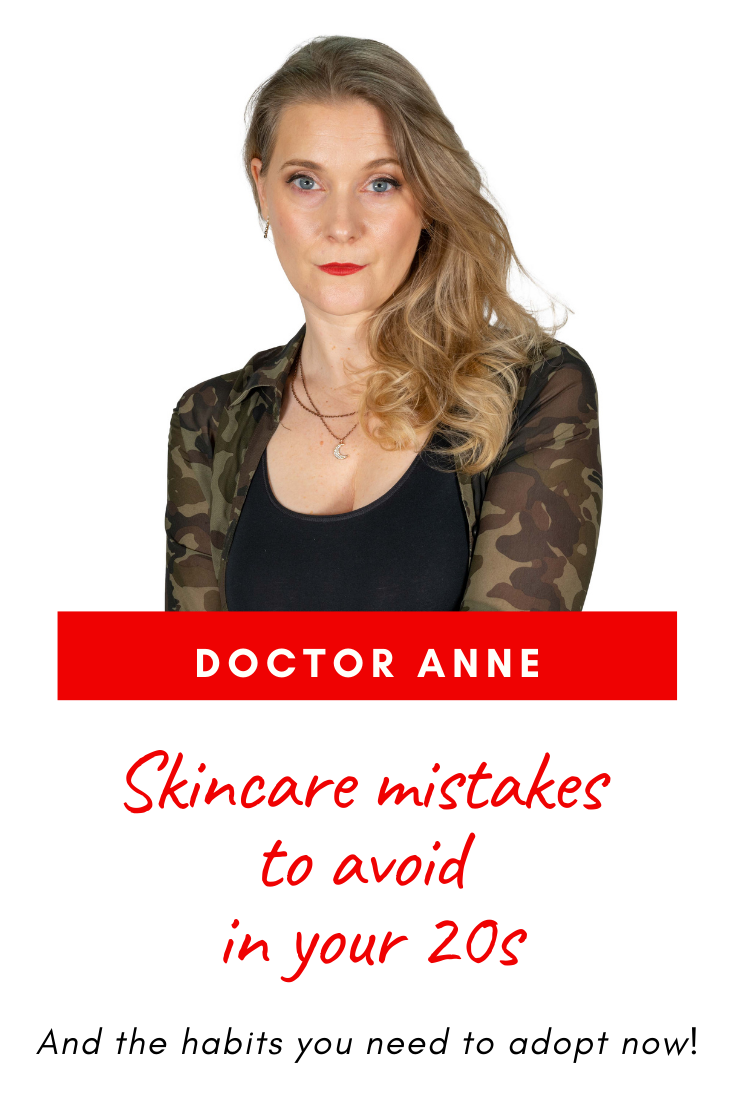 Skincare habit to adopt in your 20s and the mistakes you need to avoid - how to build the perfect skincare routine