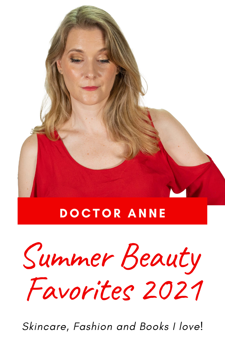 Summer Beauty Favorites 2021
