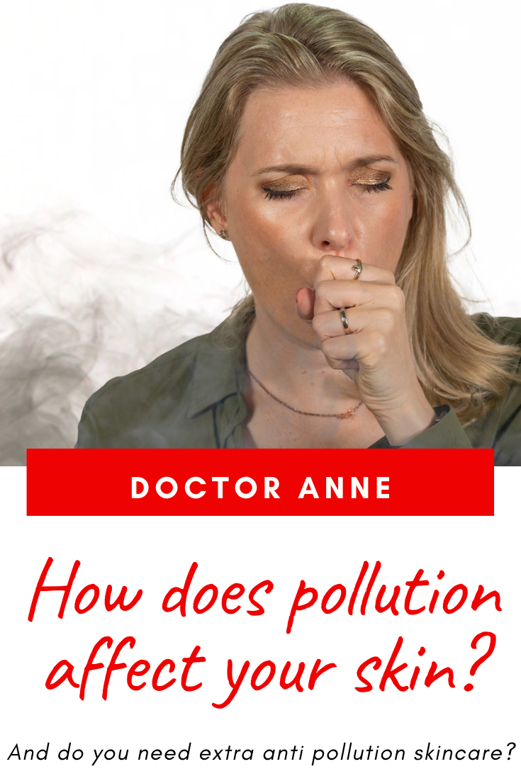 How does pollution affect the skin and do you need anti pollution skincare?