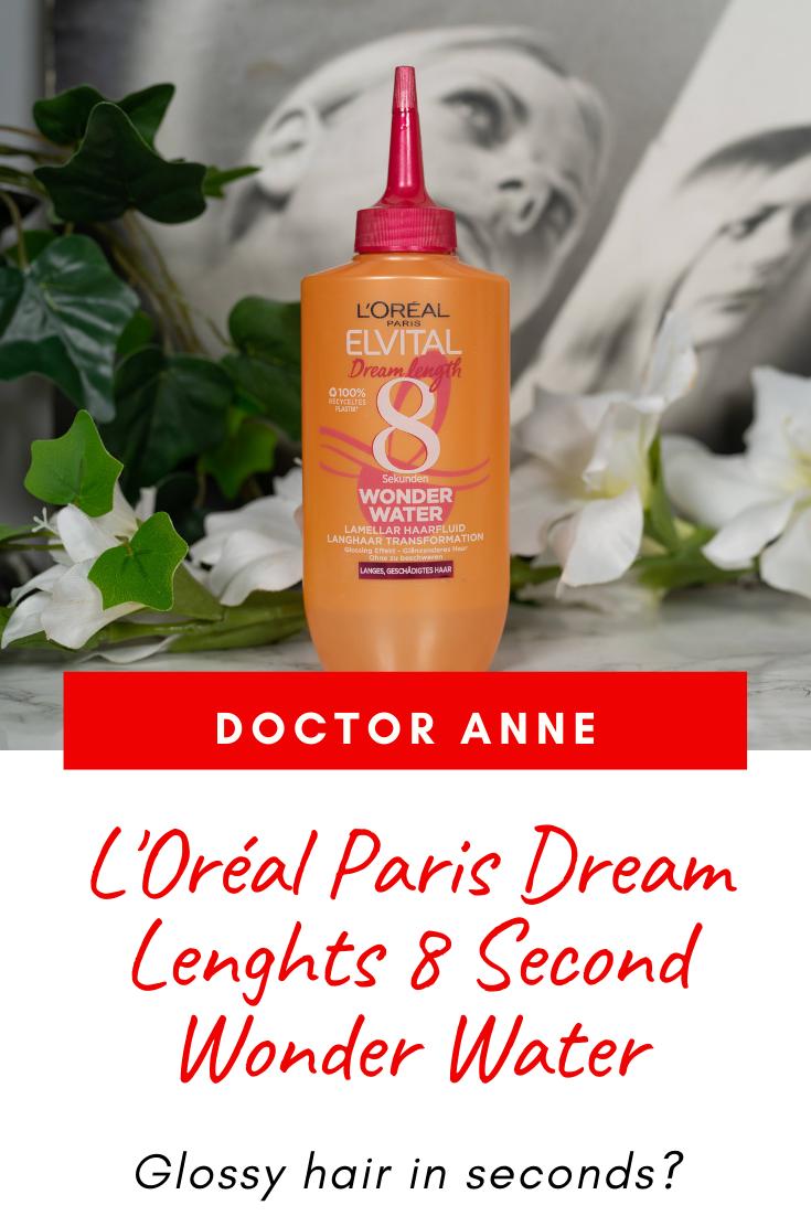 L'Oréal Paris Dream Lengths 8 Second Wonder Water Review